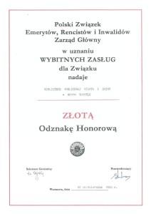 003_2004_Zlota Odznaka_Honorowa