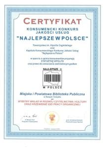 006_2006_certyfikat_najlepsze w Polsce