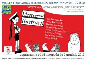 mistrzowie-ilustracji-plakat