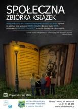 Książki dla szpitali_plakat