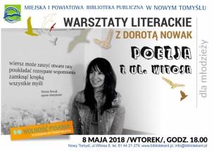 Poezja z ulicy Witosa_PLAKAT